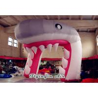 Cute Inflatable Shark Arch, Inflatable Channel, Inflatable Tunnel for Sale
