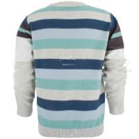 Quality 100% cotton Winter Warm V neck Baby Knitted patterns Jersey For 2 - 16Y Boys With Button for sale