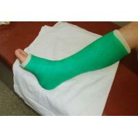 Quality Green Sport Strapping Waterproof Medical Tape Removable , 10.0cmx 360cm for sale