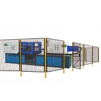 Quality Industrial Machine Guarding , Perimeter Safety Guarding For Package Equipment Protector for sale