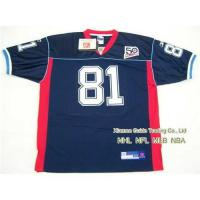 Buy New NFL Buffalo Bills #81 Terrell Owens Blue Jersey at wholesale prices