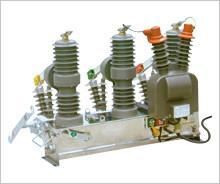 China Medium Voltage / High Voltage Outdoor Vacuum Circuit Breaker on sale