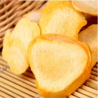 Quality Bulk package crunchy yellow peach chips professional manufacturer in China for sale
