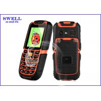 Quality 2.4 Inch GSM IP67 functional Smartphone Waterproof for Military for sale