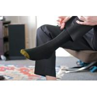 China Cotton Stripe Casual Men Socks on sale