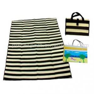 Buy cheap Beach Mat with PVC bag product