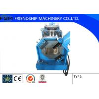 China Hydraulic Cutting System Roll Forming Machines With 17steps Galvanized Steel on sale