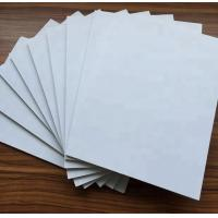 Quality Osign Paper Foam Board Heat - Resistant Panel UV Printing Type With PE Base for sale