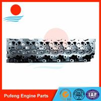 Quality diesel engine parts HINO H07D cylinder head for excavator for sale