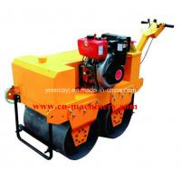 Quality Small Road Roller Multifunctional 600mm Exciting force 25kN Steel Structure Steel Building for sale