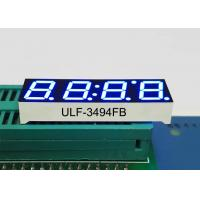China Wholesale Price Super Red 0.39 4 Digits 7 segments led numeric display with dots lighting on sale