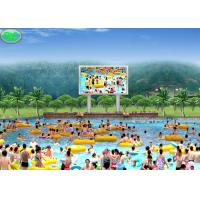 Quality P16 waterproof Advertising LED Screens billboard with High Resolution for sale