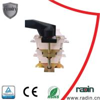Buy 125A-1600A Manual Transfer Switch Changover Load Isolator CCC RoHS Approved at wholesale prices