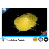 Buy cheap 97.0~101.0% Anabolic Steroid Trenbolone Acetate CAS 10161-34-9 for Fittness product