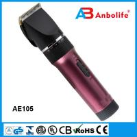 Quality Professional Rechargeable Hair Clipper Hair Trimmer for sale