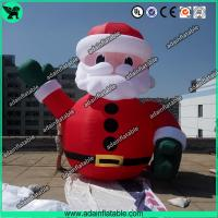 Quality Inflatable Claus,Inflatable Santa,Inflatable Mascot Cartoon,Christmas Oxford Inflatable for sale