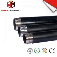Quality 89mm HWL Wireline Core Drill Rod Pipe With Whole Tempering / Heat Treatment for sale
