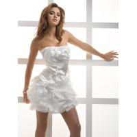 Quality Short Brides Dresses With Beads for sale