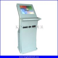 Buy cheap Payment kiosk with brand SAW touchscreen and LCD custom kiosk design TSK8004 from wholesalers