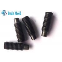 China Din915 Hex Socket Set Screws with Dog Point / Dog Point Grub Screw Materials Stainless Steel A2-70 on sale