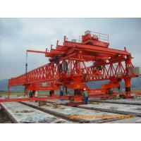 Buy cheap Machinery Launching Gantry Crane with Powerful Corrosion Resistance product