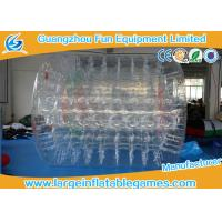 Buy cheap Custom Leisure Giant Zorb Inflatable Ball 1.0mm / 0.8mm PVC TPU Inflatable Toys product