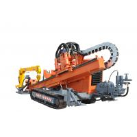 Quality Trenchless Horizontal directional Drill Machines With Rotatable Control Station for sale