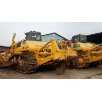 Quality Crawler Used Bulldozer KomatsuD475A-5  899HP Engine Power 12 Cylinders for sale