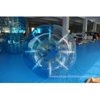 Quality Commercial Clear Color Inflatable Bubble Ball With CE Certificate , Inflatable Bumper Ball for sale
