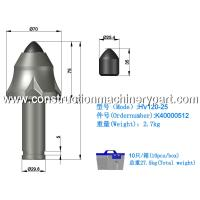 Buy cheap Earthmoving Industry Coal Cutter Picks Shank Coal Mine Drill Bit HV120-25 product