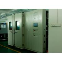 Buy cheap Environmental Temperature and Humidity Test Chamber For PV Solar Panel Test product