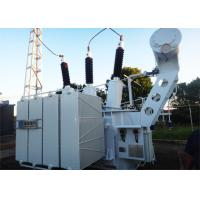 Quality Three Phase Power Distribution Transformer With High Insulation Level for sale