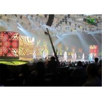 Buy Advertising Curtain Stage Outdoor Led Display P10 High Solution at wholesale prices