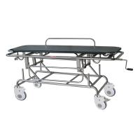 Quality First Aid Patient Transport Stretchers With Back Rest And Oxygen Cyliner Holder for sale