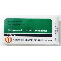 Quality Tetanus Antitoxin Refined 1500 I.U Subcutaneous/I.V. Injection Medicine for treatment and prevention of tetanus for sale