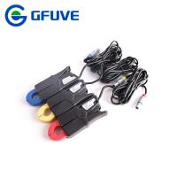 Buy cheap 100A/100mv output 0.1% precision 20mm diameter AC Current Probe for power quality analyzer from wholesalers