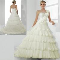 Quality Ball Gown Bridal Dress F028 for sale