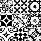 Quality Modern Interior Floor 10mm Porcelain Kitchen Tile for sale