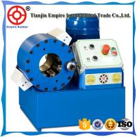 Quality hydraulic hose crimping machine CE certification rubber high quality for sale