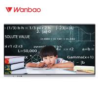 Quality Teaching Touch LCD Interactive Whiteboard Windows I7 4 G 128 G Hard Disk for sale