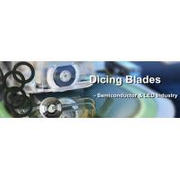 China Diamond Dicing Blades For Semiconductor Industry Electroformed resin dicing   blade on sale
