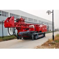 Buy Coal Bed Methane Drainage Top Drive Truck Mounted Drill Rig 1500m Drilling Depth TDR-50 at wholesale prices