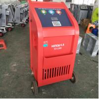 China Vacuum Refill R134a Refrigerant Recovery Machine, Air Conditioning Charging Equipment on sale