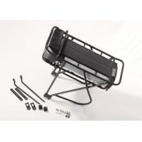 Buy cheap 26 Inch Electric Bike Spare Parts Aluminium Alloy Rack Electric Bike Components from wholesalers