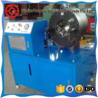 Quality hose assembly manual and automatic hydraulci hose crimping machine for sale