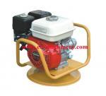 Construction machine air cooled engine power gasoline electric concrete vibrator