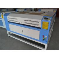 Quality 1610   Fabric CO2 Laser Engraving  Machine ± 0.01mm Repeatability for sale