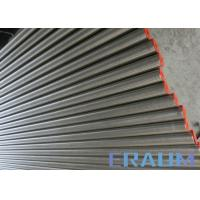 Buy cheap Bright Annealed Nickel Alloy Tube 8.36 G/Cm3 Density For Fuel System from wholesalers