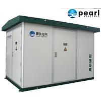 Quality Green 22 - 11 KV Step Up And Step Down Transformer Outdoor Prefabricated for sale