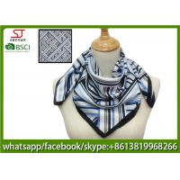 Quality 55*55cm 65%cotton 35%polyester imitated silk digital print squre scarf fashion hot sale best price for sale